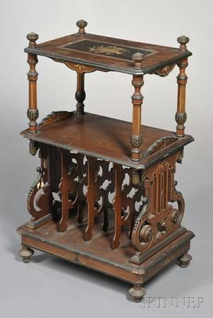Victorian Occasional TableCanterbury