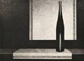 Mario Avati French 19212009 La Bouteille de vin dAlsace