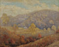 Dale Philip Bessire American 18921974 Cloud Shadows