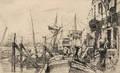 James Abbott McNeill Whistler American 18341903 Limehouse
