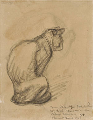 Theophile Alexandre Steinlen French 18591923 Le Chat