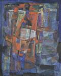 Norman Carton American 19081980 Abstract