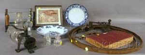 Group of Country and Decorative Items