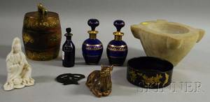 Lot of Assorted Decorative Items