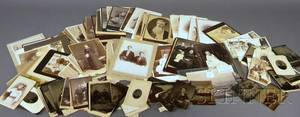 Large Lot of 19thEarly 20th Century Photographs