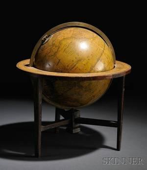 12inch Terrestrial Globe by Cruchleys