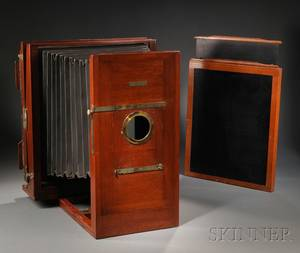 Folmer  Schwing 14 x 17 Studio View Camera