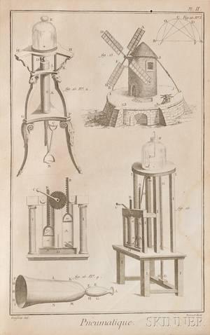 Diderot Denis 17131784 extract Encyclopedie ou Dictionnaire Raisonne des Sciences des Arts et des Metiers par une Societe des