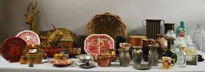 Large Lot of Assorted Decorative Items