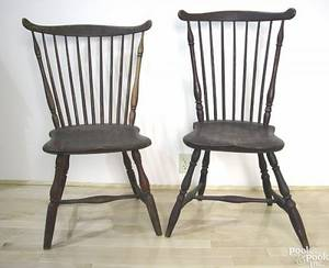Pennsylvania fanback windsor chair