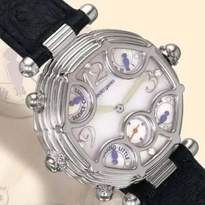 Unique and Ultra Complicated Wristwatch Grald Genta
