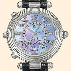 Unique and Most Complicated Wristwatch in the World Grald Genta