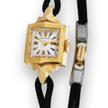 Yellow Gold Longines