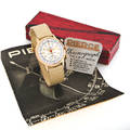 Pierce Chronograph PinK Gold New Old Stock pierce Chronographe