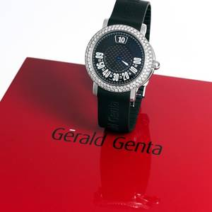 Steel and Diamond Retro Sport Grald Genta