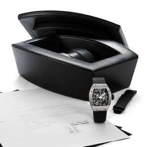 Richard Mille  Titanium  RM 010 Richard Mille