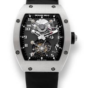 Richard Mille White Gold Tourbillon Richard Mille