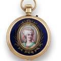 Portrait de Marie Antoinette Swiss