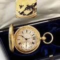 Losada  Spring Detent Chronometer for The Spanish Royal Family J