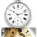 Wirn  Spring Detent Deck Chronometer Johan Wirn