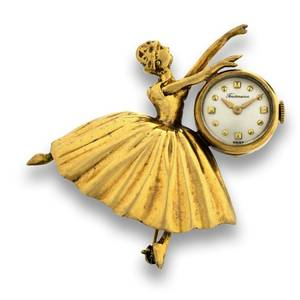 Ballet Dancer Tourneau