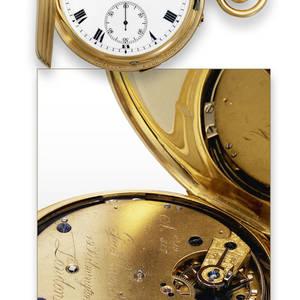 Grande  Petite Sonnerie Clockwatch Geo
