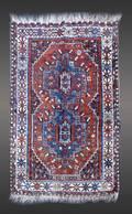 Hand Woven Persian Shiraz Rug