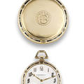 Meylan Gold  Enamel Dress Watch For Tiffany C
