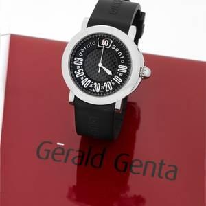 Gerald Genta Steel Retro Sport Grald Genta