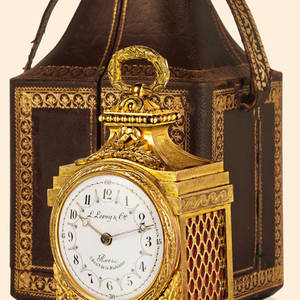 Miniature Clock L