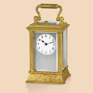 SubMiniature Striking  Repeating Carriage Clock Swiss