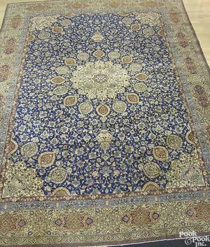 Roomsize Persian carpet ca 1930