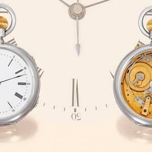 Seconds Striking Chronograph Swiss