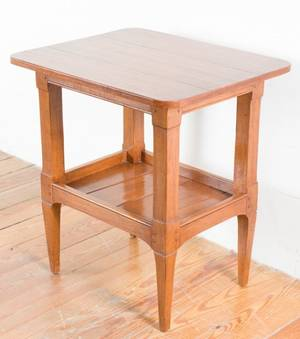 Rose Tarlow TwoTier Country Style Table