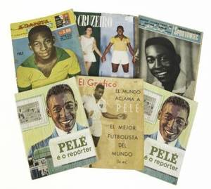 PEL LATE 1950s  EARLY 1960s MAGAZINES