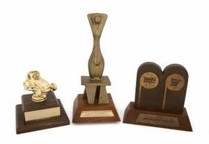 JERRY LEE LEWIS TROPHIES o