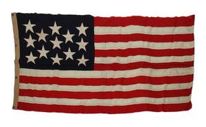 Two American Flag Items